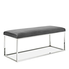Modway - Anticipate Velvet Bench