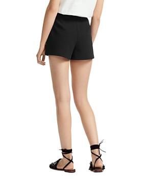 Maje - Ijelsa Belted Mini Shorts