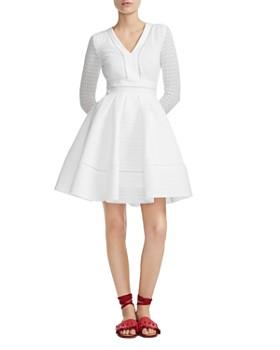 Maje - Rossignol Fit-and-Flare Mini Dress