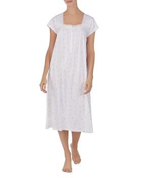 f02964de9424 Eileen West - Floral Sleep Gown ...