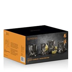 Riedel - Nachtmann Shu Fa Smoke Double Old Fashioned Glass, Set of 4 - 100% Exclusive