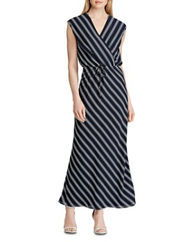 bbcb03032e41 Ralph Lauren - Striped Maxi Dress ...