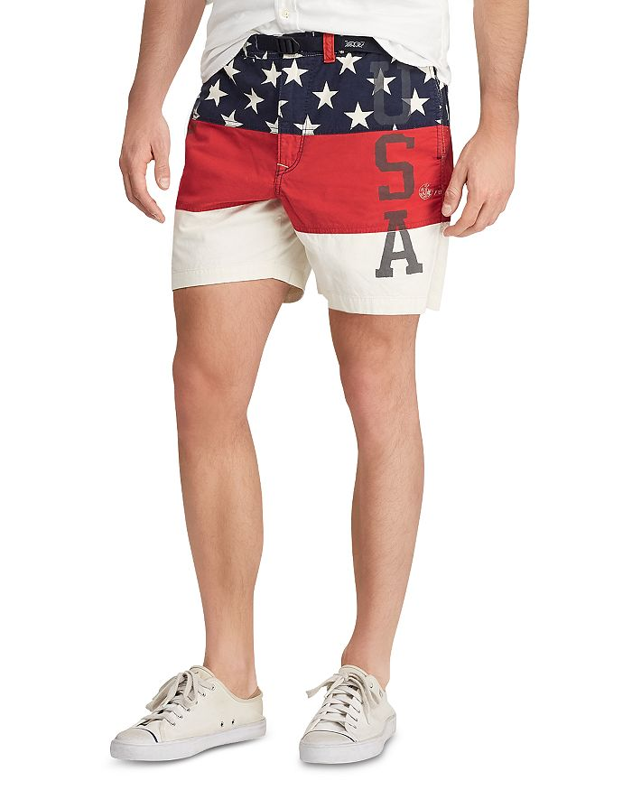 Polo Ralph Lauren - Americana Classic Fit Shorts