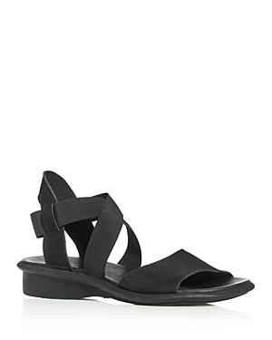 Women's Satia Crisscross Ankle-Strap Sandals