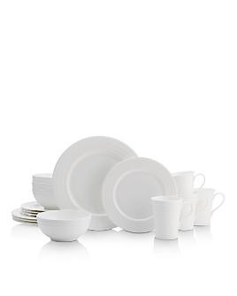Mikasa - Nellie White 16-Piece Dinnerware Set