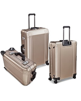 Zero Halliburton - GEO Aluminum Luggage Collection