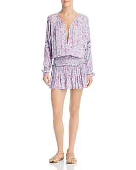 Hemant and Nandita - Embellished Mini Dress