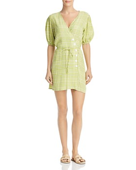 Faithfull the Brand - Blanco Wrap Dress