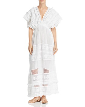 Place Nationale - La Tournette Kaftan Maxi Dress