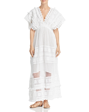 Place Nationale La Tournette Kaftan Maxi Dress