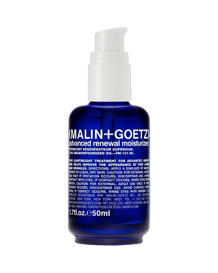 MALIN and GOETZ - Advanced Renewal Moisturizer 1.7 oz.