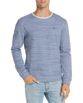A.P.C. - Variegated-Stripe Sweatshirt
