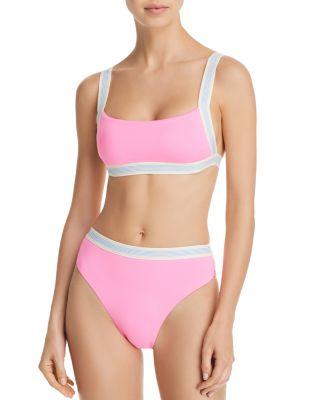 Profile By Gottex Women/'s Multi Color Bikini Top 1417 Sz 12