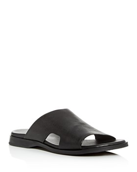 Cole Haan - Men's Goldwyn 2.0 Leather Slide Sandals