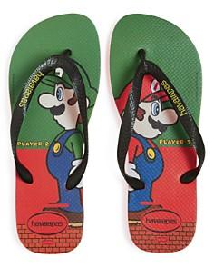 havaianas - Men's Mario Brothers Flip-Flops