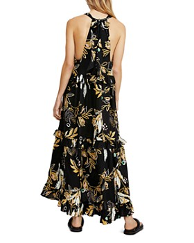 Free People - Anita Botanical-Print Maxi Dress