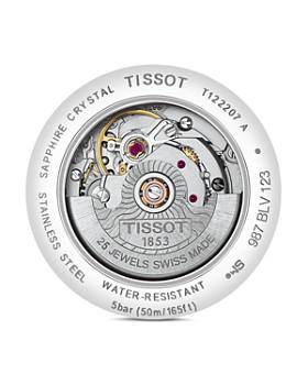 Tissot - Carson Premium Link Bracelet Automatic Watch, 30mm
