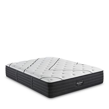 Beautyrest - Black L-Class Medium Twin XL Mattress Only