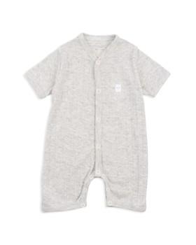 Livly - Unisex Sam Ribbed Shortall - Baby