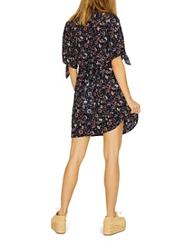 Sanctuary - Modern Love Floral Dress