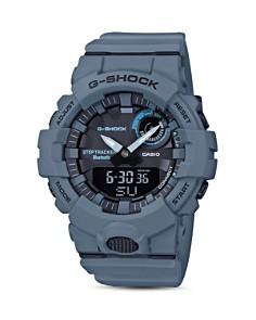 G-Shock - Analog-Digital Trainer Bluetooth Watch, 48.6mm
