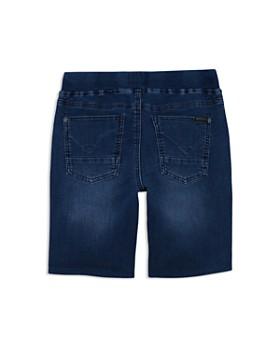 Hudson - Boys' Tobi Drawstring Denim Shorts - Big Kid