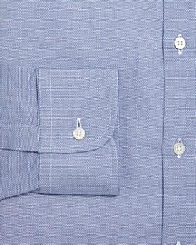 Armani - Micro-Dot Classic Fit Dress Shirt