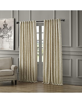 Waterford - Lawrence Back Tab/Rod Pocket Curtain Panels