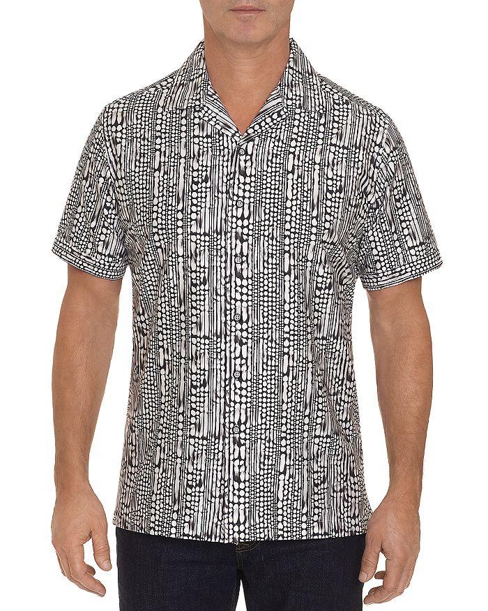 Robert Graham - Goliath Striped-Dot Classic Fit Shirt
