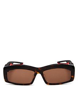 Balenciaga - Unisex Square Sunglasses, 59mm