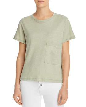 Current/Elliott - The Drop Pocket Tee