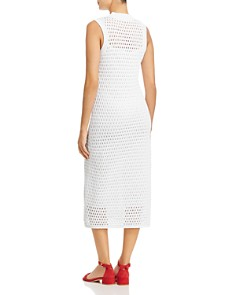 kate spade new york - Openwork Knit Dress