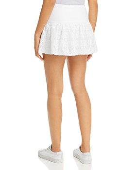 kate spade new york - Lace-Detail Tennis Skirt