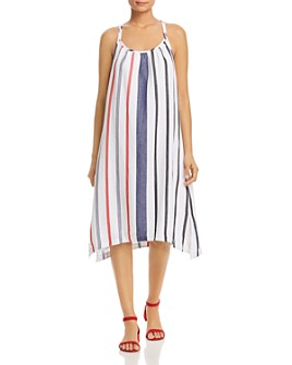 Tommy Bahama - Amalia Striped Midi Dress