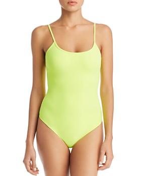 Alix - Elizabeth Sleeveless Bodysuit