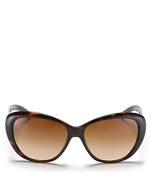 Tory Burch Women's Cat Eye Sunglasses, 56mm