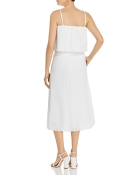 Joie -  Rindinya Scalloped Midi Dress