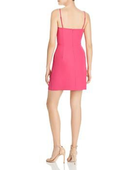 WAYF - Lacy Cutout Mini Dress - 100% Exclusive
