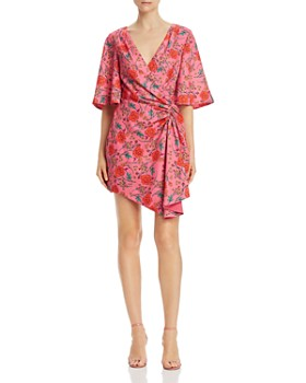 Finders Keepers - Hana Floral Mini Dress