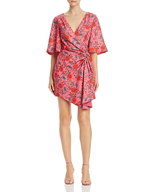 Finders Keepers Dresses HANA FLORAL MINI DRESS
