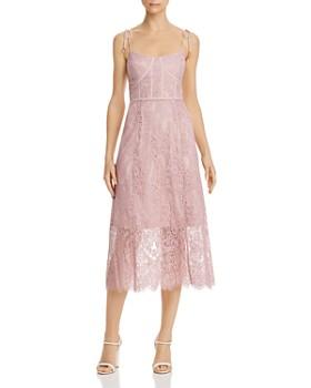 Keepsake - Sense Lace Dress