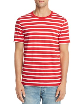 Sandro - Sail Striped Crewneck Tee