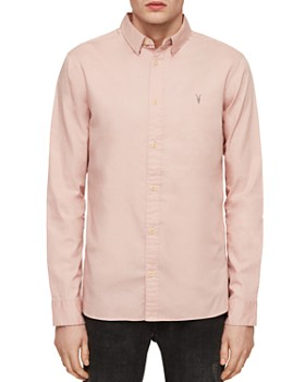ALLSAINTS - Redondo Slim Fit Button-Down Shirt