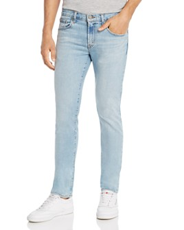 J Brand - Tyler Taper Slim Fit Jeans in Lonitos
