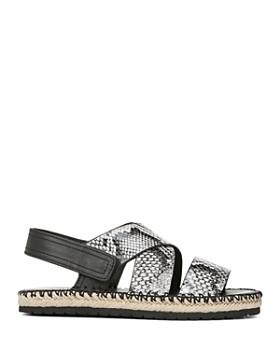 Vince - Women's Tenison Espadrille Sandals - 100% Exclusive