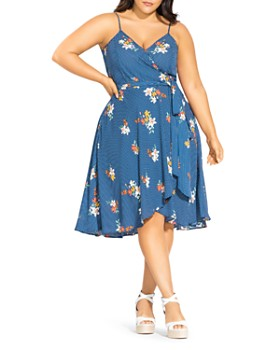 Plus Size Dresses: Maxi, Formal and Party Dresses - Bloomingdale\'s