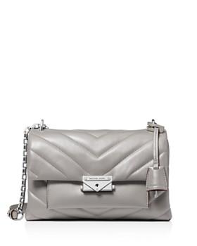 10ba8aa1ed4f MICHAEL Michael Kors - Cece Medium Leather Shoulder Bag ...