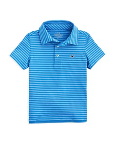 Vineyard Vines - Boys' Striped Polo - Little Kid, Big Kid