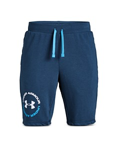 Under Armour - Boys' Rival Terry Shorts - Big Kid