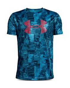 Under Armour - Boys' Logo Graphic Tee - Big Kid